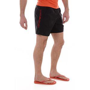 MAILLOT DE BAIN Short court maillot de bain noir EMPORIO ARMANI