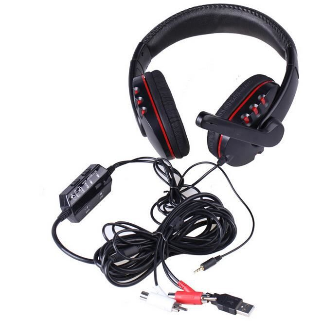 POUR PS3 PS4 XBOX 360 ONE GAME HEADSET Achat / Vente casque micro