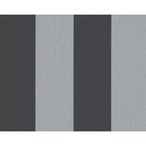 Livingwalls 5714 34 papier peint bandes noir achat - Achat papier peint ...