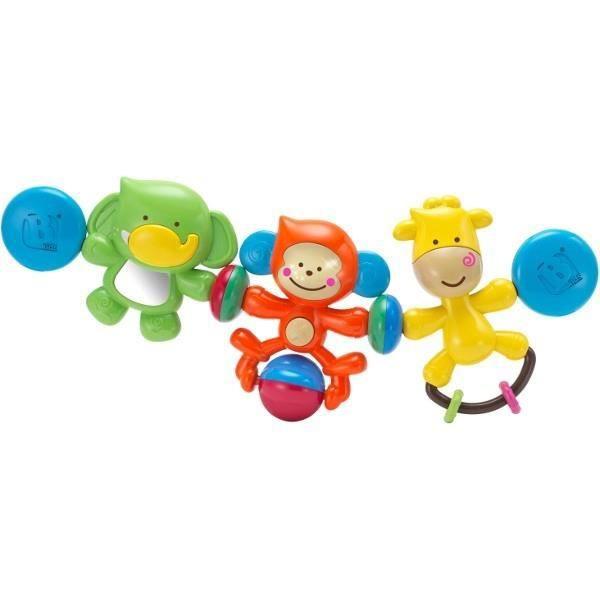 b kids le jouet pour poussette jouet pour poussette b b multicolore zbk 04643 achat vente. Black Bedroom Furniture Sets. Home Design Ideas