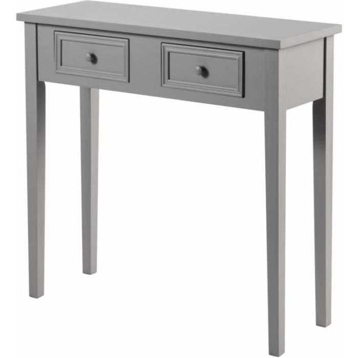 Console charme taupe achat vente console console - Console couleur taupe ...