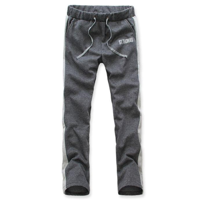 PANTALON Pantalon sport Elar Ditla pour H… GRIS