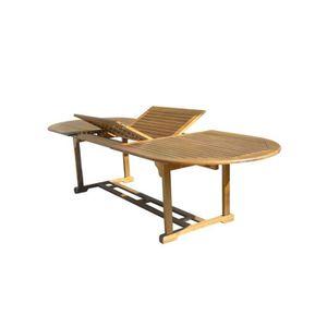 Ensemble table extensible et 6 chaises achat vente ensemble table extensible et 6 chaises - Table extensible cdiscount ...