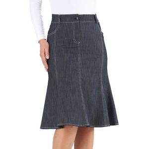 jupe femme taille elastique achat vente jupe femme taille elastique pas cher les soldes. Black Bedroom Furniture Sets. Home Design Ideas