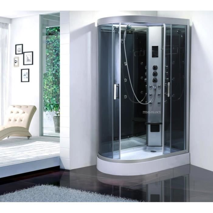 cabine de douche hydromassante cabine de douche ela. Black Bedroom Furniture Sets. Home Design Ideas