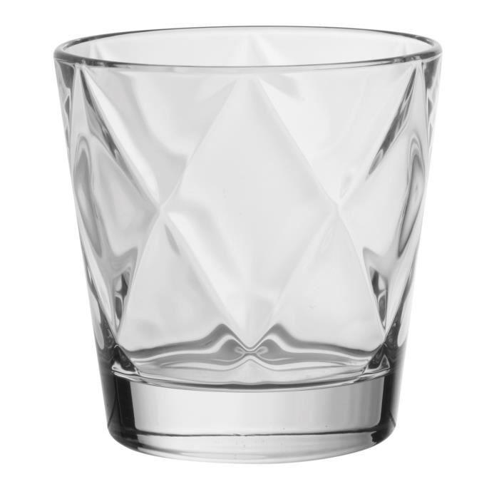 Cote table lot de 6 verres oc anie 37 cl achat vente - Cote table vaisselle ...