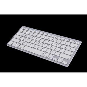 clavier sans fil compatible mac prix pas cher les soldes sur cdiscount cdiscount. Black Bedroom Furniture Sets. Home Design Ideas