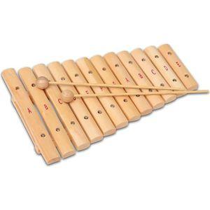 INSTRUMENT DE MUSIQUE BONTEMPI Xylophone Corps et Plaques en Bois