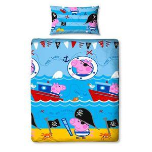 deco peppa pig achat vente jeux et jouets pas chers. Black Bedroom Furniture Sets. Home Design Ideas