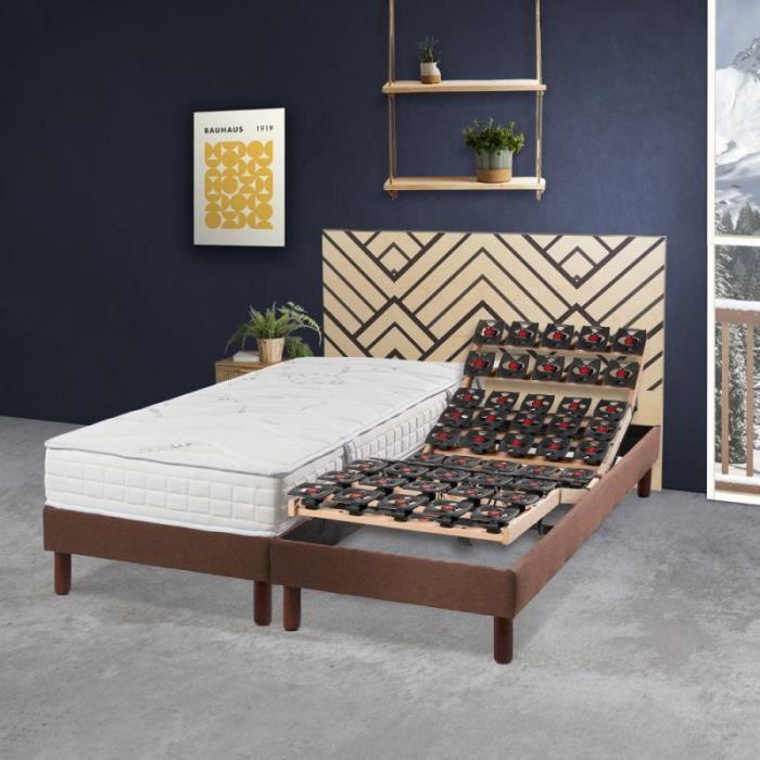 literie electrique essenzia zen ensemble vitalite classic. Black Bedroom Furniture Sets. Home Design Ideas