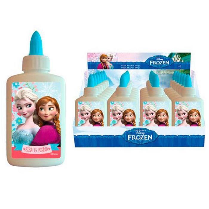 Reine des neiges colle blanche en flacon type glue vendu l 39 unit achat vente colle - Colle liquide blanche ...