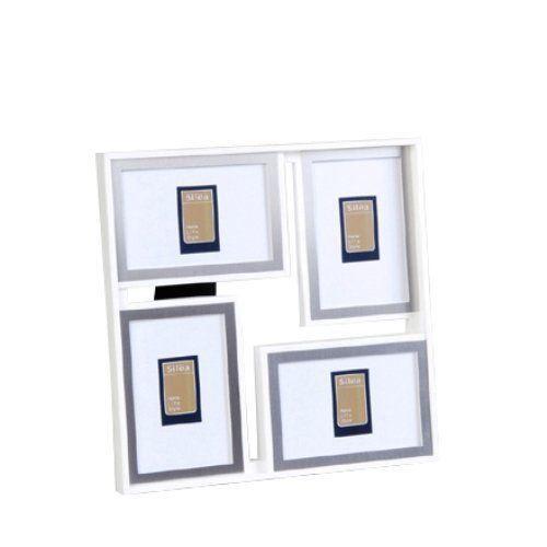 silea 143 1338 cadre photo 4 vues plast achat vente cadre photo cdiscount. Black Bedroom Furniture Sets. Home Design Ideas