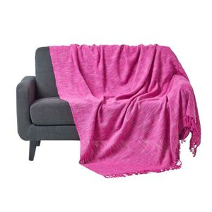 Dessus de lit coton achat vente dessus de lit coton for Jete de canape coton