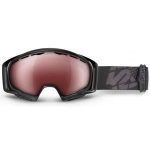 MASQUE SKI - SNOWBOARD masque k2 photophase matte black / vermilion - …