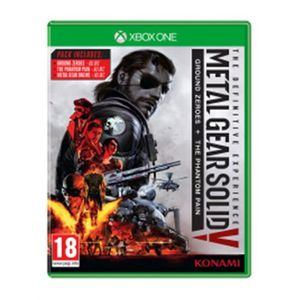 JEUX XBOX ONE Metal Gear Solid V The Definitive Experience (Xbox