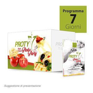 SUBSTITUT DE REPAS Proty7 - Lot de 2 - Proty7 Pasta party 7 jours ...