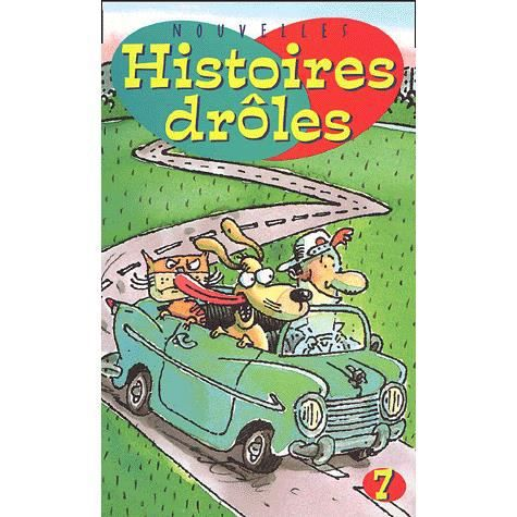 Nouvelles histoires drôles n° 7 - Achat / Vente livre ...