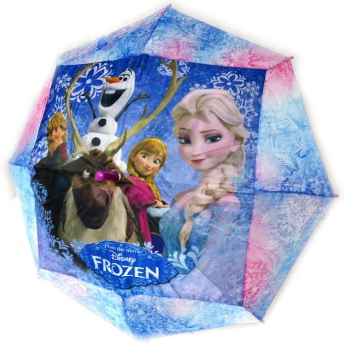 parapluie enfant frozen reine des neiges bl achat. Black Bedroom Furniture Sets. Home Design Ideas