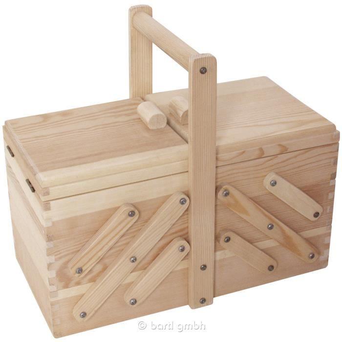 bo te de rangement pratique pour toutes vos petites. Black Bedroom Furniture Sets. Home Design Ideas