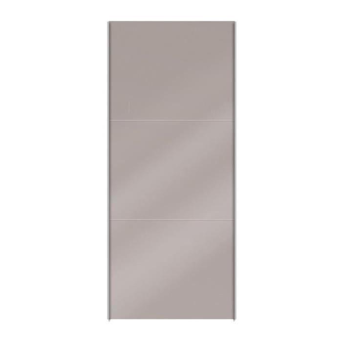 Paris prix porte coulissante dressing 100cm facility - Dimensions porte coulissante ...