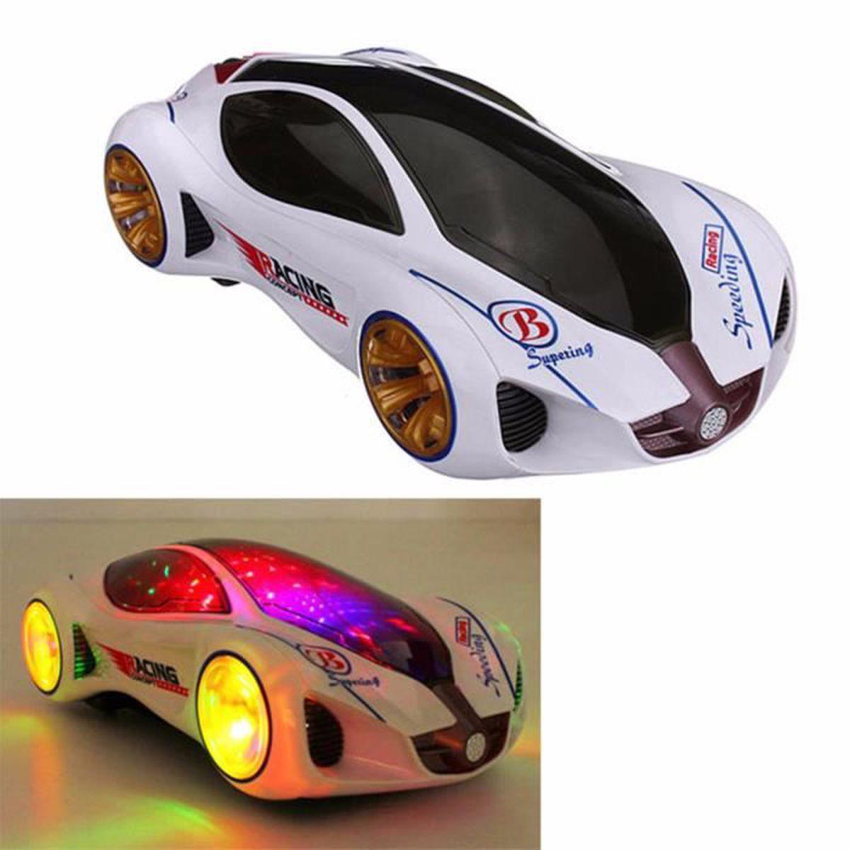 3d lectriques voiture jouet capteur voitures crash avec musique achat vente voiture enfant. Black Bedroom Furniture Sets. Home Design Ideas