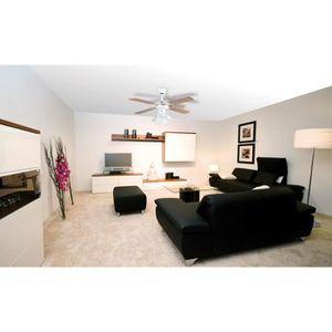 ventilateur plafonnier bois achat vente ventilateur plafonnier bois pas cher soldes. Black Bedroom Furniture Sets. Home Design Ideas