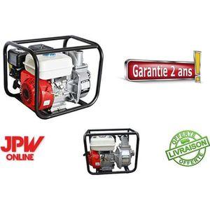 POMPE ARROSAGE JPWonline - Pompe à eau thermique Motopompe 4 temp