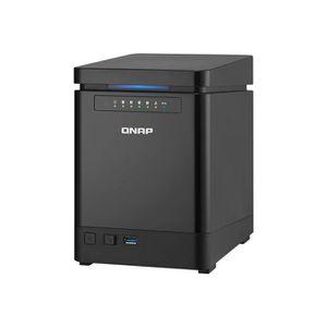 SERVEUR STOCKAGE - NAS  QNAP TS-453-mini-8G - Serveur NAS compact professi