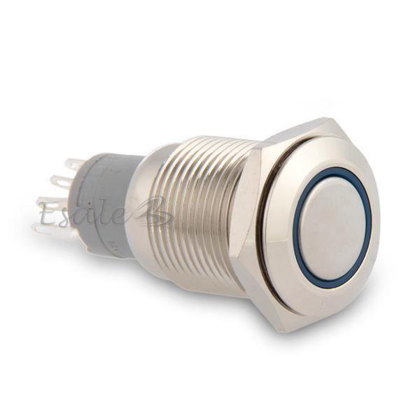 Bouton poussoir interrupteur electrique 3a 12v achat vente interrupteur pulseur bouton - Bouton poussoir interrupteur ...