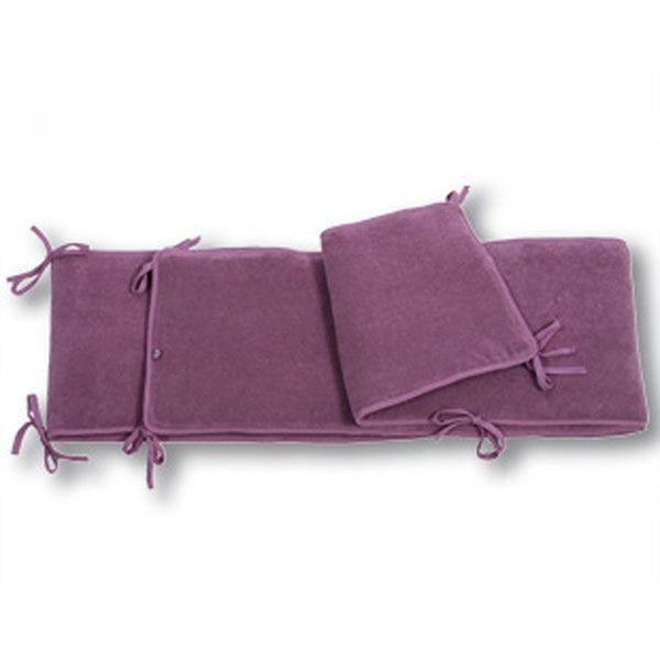tour de parc bebe 100x100cm babyboum terry violet violet achat vente tour de parc. Black Bedroom Furniture Sets. Home Design Ideas