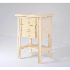Petit meuble merisier achat vente petit meuble merisier pas cher cdiscount - Petit rangement tiroir bois ...