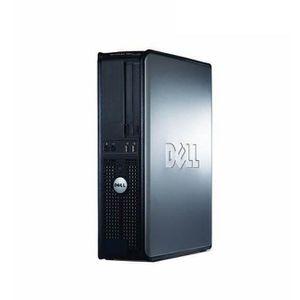 UNITÉ CENTRALE  PC DELL Optiplex 380 DT Core 2 Duo E7500 2,93Ghz 4