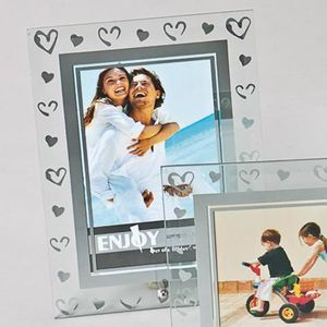 CADRE PHOTO OUT OF THE BLUE CADRE PHOTO COEUR 10X15CM 94-2104