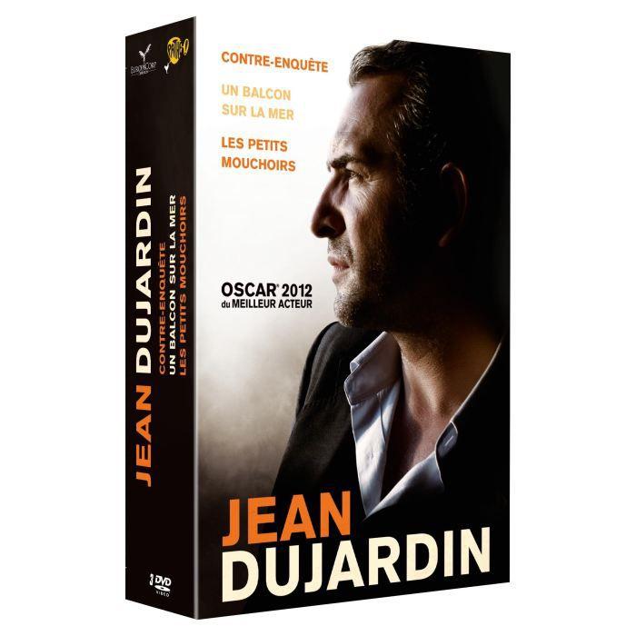 Dvd coffret jean dujardin un balcon sur la me en dvd for Livre jean dujardin