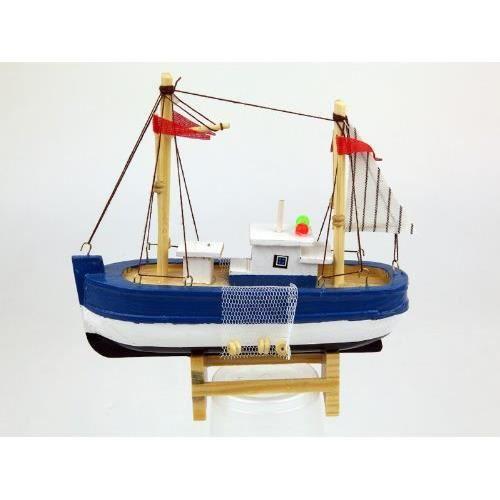 maquette poser bateau de peche chalut chalutier achat vente bateau sous marin maquette. Black Bedroom Furniture Sets. Home Design Ideas