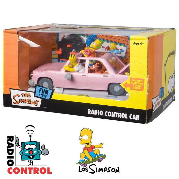 2 Figurines Simpsons 2 radioactive  Rainier Wolfcastle et Milhouse