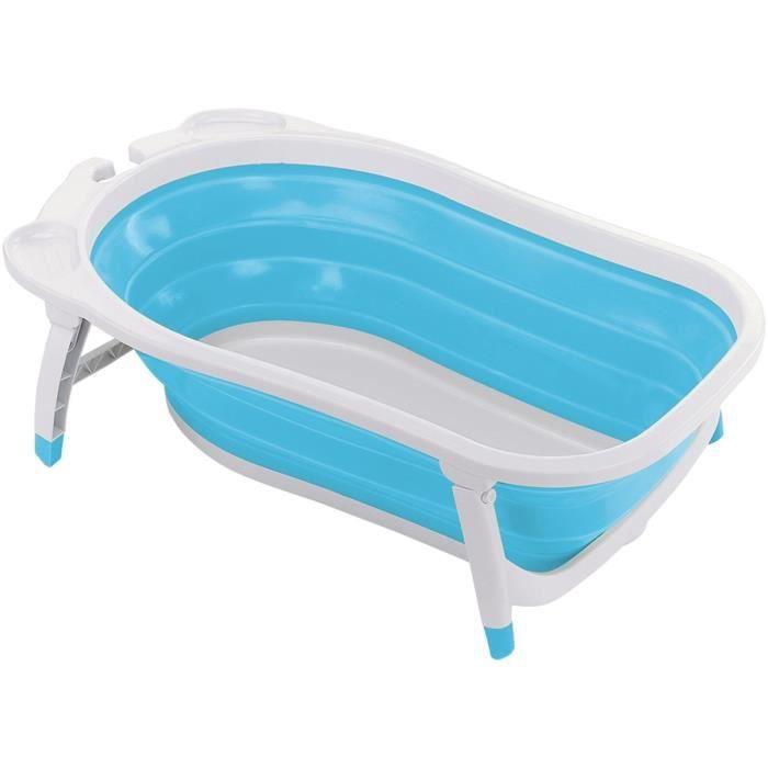 Dog splash baignoire en plastique pour chien bleu et blanc for Baignoire pour baignoire