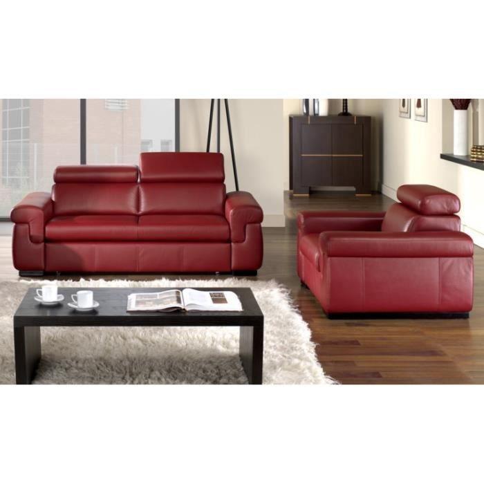 canape cuir 2 places valence creme clair achat vente canap sofa divan cadeaux de. Black Bedroom Furniture Sets. Home Design Ideas