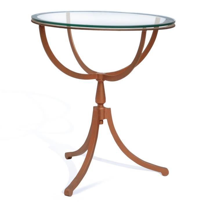 Table basse table d 39 appoint cadran southport achat for Table basse d appoint