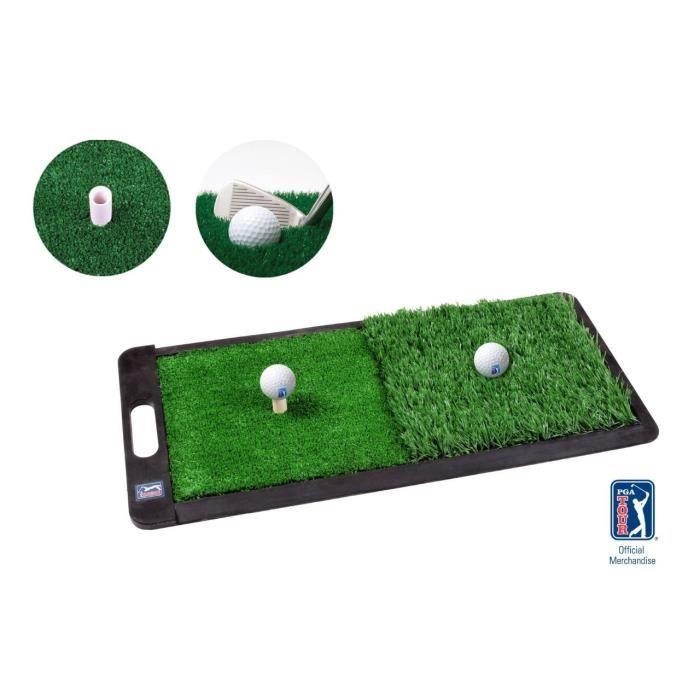 pga tour tapis dentrainement 2 en 1 prix pas cher With tapis entrainement golf