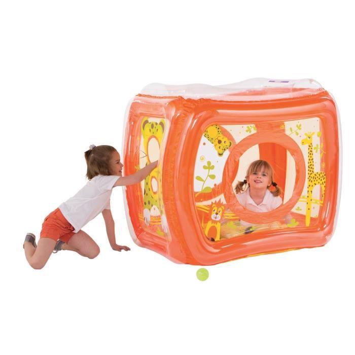 ludi aire de jeu gonflable savane achat vente aire de jeux gonflable soldes d t cdiscount. Black Bedroom Furniture Sets. Home Design Ideas