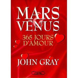 AUTRES LIVRES MARS ET VENUS 365 JOURS D AMOUR