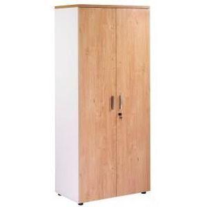 armoire de bureau blanche achat vente armoire de bureau blanche pas cher cdiscount. Black Bedroom Furniture Sets. Home Design Ideas