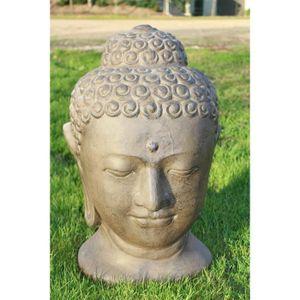 Statue bouddha jardin achat vente statue bouddha jardin pas cher cdiscount - Bouddha de jardin pas cher ...