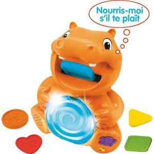 JEU D'APPRENTISSAGE PLAYSKOOL Hippo J'Apprends Les Couleurs Et Formes