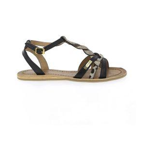 sandales tropezienne achat vente pas cher cdiscount. Black Bedroom Furniture Sets. Home Design Ideas