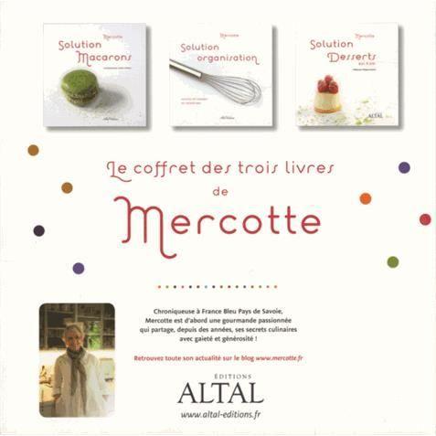le coffret des trois livres de mercotte achat vente livre mercotte altal editions parution. Black Bedroom Furniture Sets. Home Design Ideas