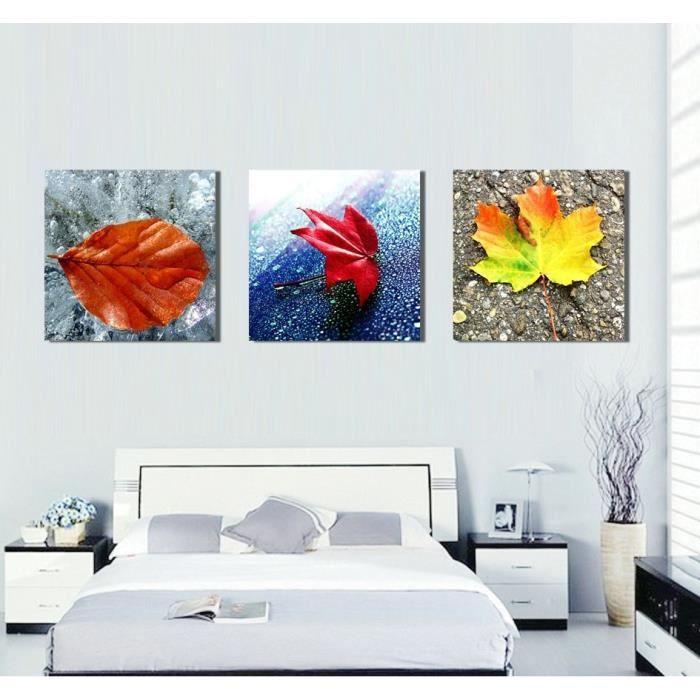 tableau moderne imprim 233 sur toile multi panneaux d 233 co maison murale combinaison de trois photo