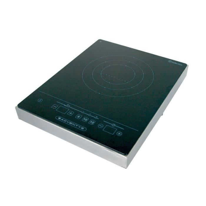 Plaque induction achat vente plaque induction cdiscount - Plaque induction consommation electrique ...