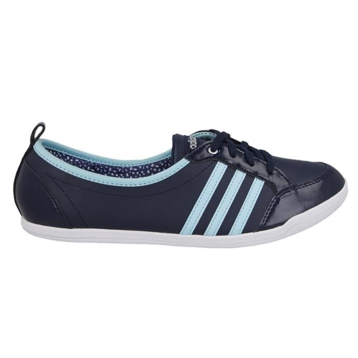 adidas neo baskets fiona chaussures femme femme marine achat vente adidas neo baskets fiona. Black Bedroom Furniture Sets. Home Design Ideas